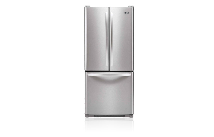 Lg Gm B208ss 591 Litre Stainless French Door Refrigerator