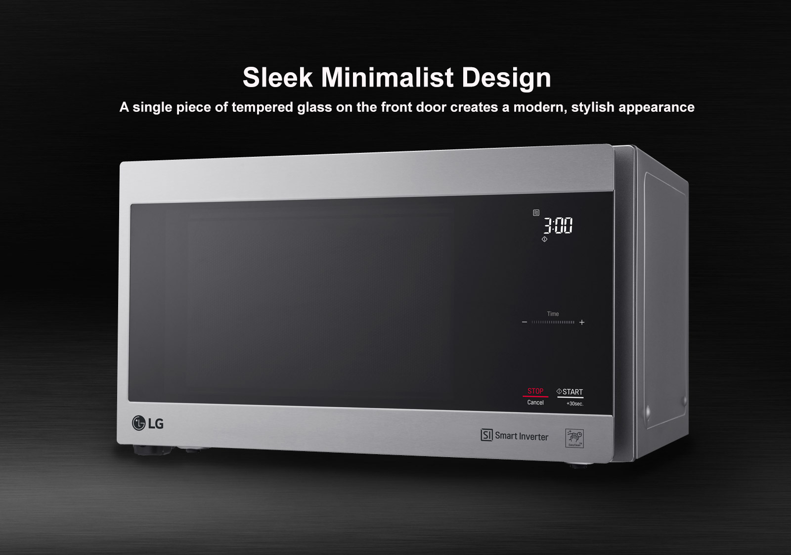 Lg Ms4296oss Neochef 42l Smart Inverter Microwave Oven At