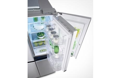 LG GF-D613SL 613L French Door-In-Door® Refrigerator_ICE&WATER DISPENSER
