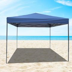 Brand New Arcadia Furniture 3m Portable Outdoor Gazebo Tent - Navy