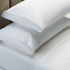 Brand New Royal Comfort 1000 TC Cotton Blend sheet sets Queen - White