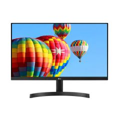 "LG 24MK600M-B 24""(60cm) Full HD Picture Quality IPS Monitor- Factory Seconds 2nd"