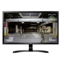 """LG 27UD58-B 27"""" (68.6cm) Ultra HD IPS LED Gaming Monitor - Factory Second 2nd"""
