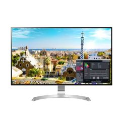 """LG 32UD99-W 32"""" Class UHD 4K IPS LED Monitor with HDR10 - Refurbished"""