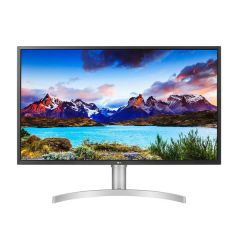 "LG 32UL750-W 32"" Large Display Class UHD 4K VA Monitor - Factory Seconds 2nd"