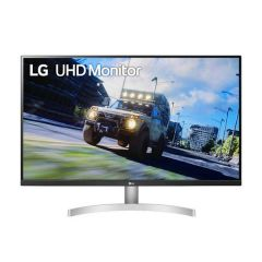 """LG 32UN500-W 31.5""""(80cm) White 4K UHD FreeSync Gaming Monitor - Factory Seconds 2nd"""