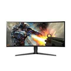 """LG 34GK950F-B 34"""" QHD UltraWide Curved IPS Gaming Monitor - Factory Seconds 2nd"""
