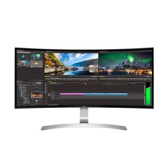 "LG 34UC99-W 34"" UltraWide™ Curved WQHD IPS Monitor - Carton Damaged"