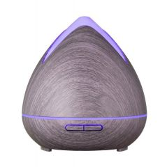 Brand New Purespa Cool Mist Ultrasonic Diffuser with 3 Essential Oils - Violet