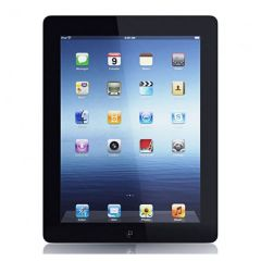 Apple Black iPad 4 WiFi Retina Display 16GB - Genuine Certified Excellent