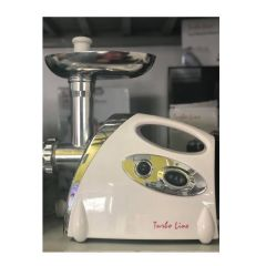 Brand New Turboline BMG9 1200w Stainless Steel Electric Meat Grinder