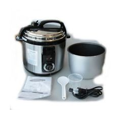 Brand New BRPC6 Turboline Electric Pressure Cooker