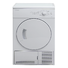 Euromaid CD6KG 6kg White Condenser Dryer - Factory Seconds 2nd