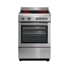 Euromaid CS60 600mm Stainless Upright Cooker - Factory Seconds 2nd
