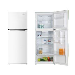 Brand New CHIQ CTM370W 370L White Top Mount Fridge Refrigerator