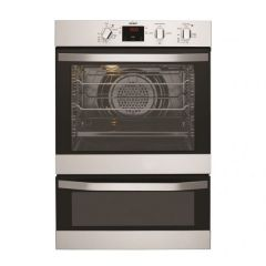 Chef CVE624SA 80L Wall Electric Double Oven - Factory Second 2nd