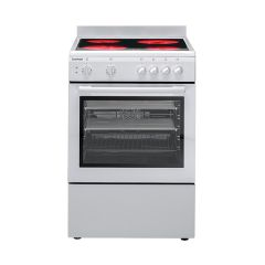 Euromaid CW60 600mm Ceramic Glass Upright Cooker - Factory Seconds 2nd