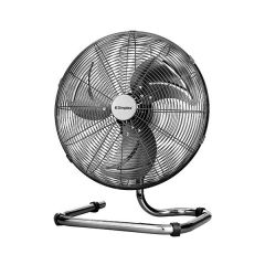 Dimplex DCFF40GBLK 40cm Gunmetal Oscillating Floor Fan - Factory Second 2nd