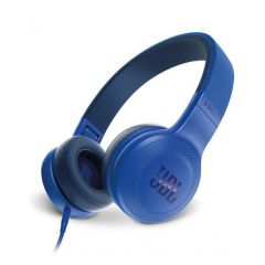 Brand New JBL JBLE35BLU E35 On Ear Wired Lifestyle Headphone