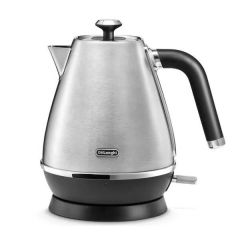 Delonghi KBI2001.M Stainless Steel Distinta Livenza Kettle - Factory Seconds 2nd