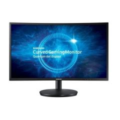 """Samsung LC27FG70FQE 27"""" FHD Curved Q-Dot LED Gaming Monitor - Factory Second 2nd"""