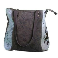 Brand New Riccione Lux Floral Cowhide Bag