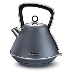 Brand New Morphy Richards 102777 Equip Stainless Steel 1.7L Jug Kettle