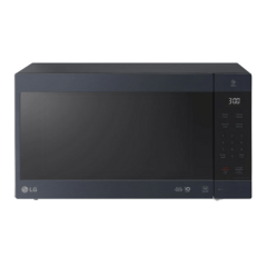 LG MS5696OMBS Matte Black 56L NeoChef Smart Inverter Microwave Oven - Carton Damaged