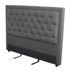 Brand New Riccione Lux Amadeo Double Bed Head