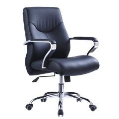Brand New Riccione Lux RLK-DJL-1306M Karlotta Mid Back Office Chair