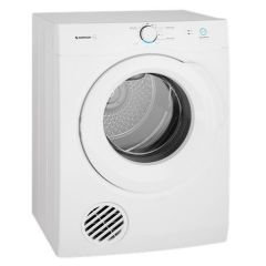 Simpson SDV656HQWA 6.5KG White Auto Vented Clothes Dryer - Refurbished