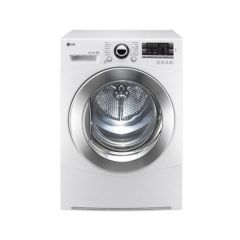LG TD-C801H 8kg Stainless Steel Drum Heat Pump Dryer - Factory Second 2nd