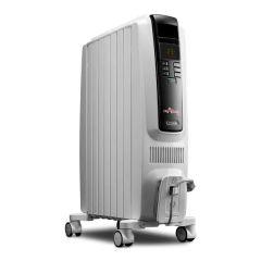 Delonghi TRD41500ET Dragon4 Oil Column Heater 1500W w/Timer - Refurbished