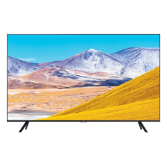 "Brand New Samsung UA75TU8000W 75"" Crystal UHD 4K Smart TV"