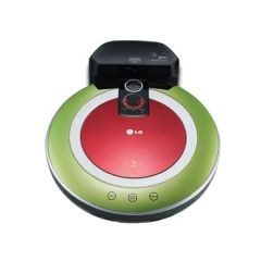 LG VR5902LVDM Roboking Automatic Bagless Vacuum - Factory Second 2nd