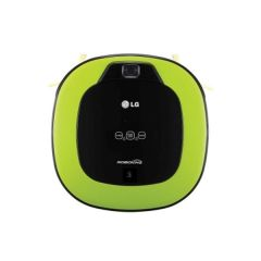 LG VR63409LV Roboking Square Lime Bagless Vacuum Cleaner - Factory Second 2nd