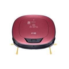 LG VR66801VMIP Red Cordless Robotic Vacuum Cleaner - Factory Second 2nd