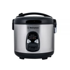 Brand New Westinghouse WHRC10C01SS 10 Cup Rice Cooker
