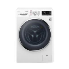 LG WTW1409HCW 9kg/5kg White Front Load Washer Dryer Combo - Factory Second 2nd