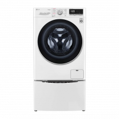 LG WV5-1409W-WTP20WY 11kg Total Washing Load TWINWash® System including LG MiniWasher - Factory Second 2nd