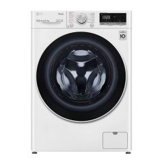 LG WVC5-1409W 9kg/5kg Front Load Washer Dryer Combo w/Steam - Carton Damaged