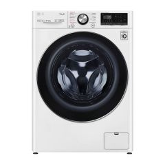 LG WVC9-1410W 10kg/6kg Front Load Washer Dryer Combo w/Steam - Carton Damaged