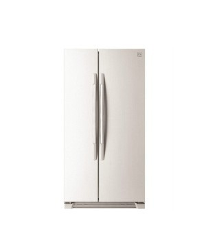 Brand New Daewoo FRSU20ICW 618L White Side by Side Refrigerator