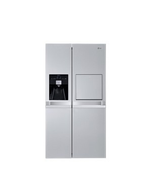 LG GC-P227FSL 590L Side By Side Refrigerator - Factory Second 2nd