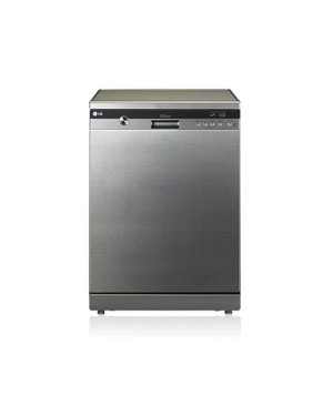 LG LD-1483T4 Stainless Free-standing Dishwasher - Factory Second 2nd