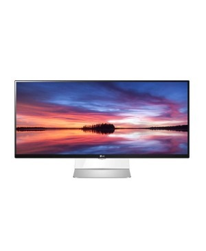 "LG 34UM95C-P 34"" IPS 60Hz 5ms UltraWide Diagonal Monitor - Factory Second 2nd"