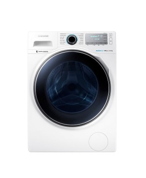 Samsung WW10H8430EW 10kg Front Load Washer w/Crystal Blue Door - Factory Second 2nd