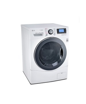 LG WD1410SBW 10kg Front Load Washing Machine w/TrueSteam - Factory Second 2nd