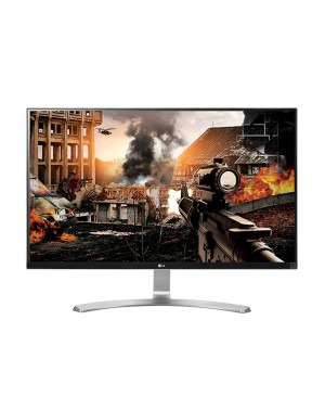 "LG 27UD68-W 27"" 4K Ultra HD FreeSync IPS LED LCD Monitor - Factory Second 2nd"