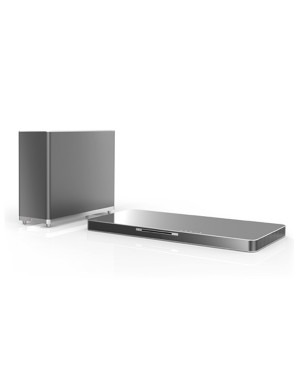 LG Factory Second LAB540W Soundplate w/4.1 Multi-Channel Sound System - 2nd